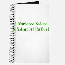 Nurtured Nature Journal