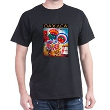 Mexico Travel Poster 5 T-Shirt