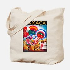 Mexico Travel Poster 5 Tote Bag