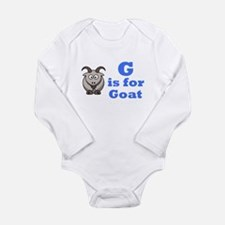 G_is_for_Goat_boys Body Suit