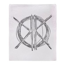 K's Circle Throw Blanket