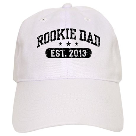 Rookie Dad 2013 Cap