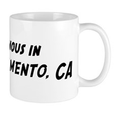 Famous in East Sacramento Mug