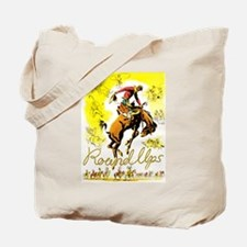 Old West Travel Poster 1 Tote Bag