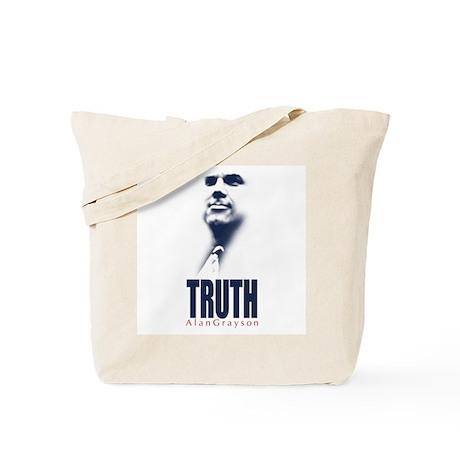 Truth. Alan Grayson. Tote Bag