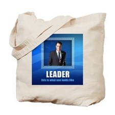 Leader: This is What One Looks Like. Tote Bag