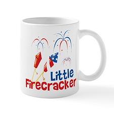 4th of July Little Firecracker Mug