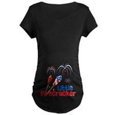 4th of July Little Firecracker T-Shirt