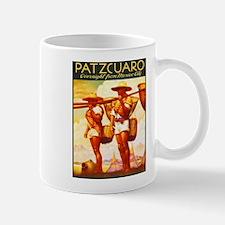 Mexico Travel Poster 8 Mug