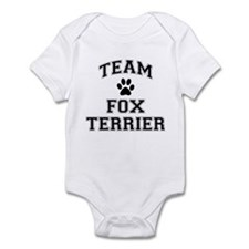 Team Fox Terrier Infant Bodysuit