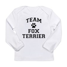 Team Fox Terrier Long Sleeve Infant T-Shirt