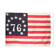 Flag of Bennington III.psd Postcards (Package of 8