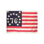 Flag of Bennington III.psd 35x21 Wall Decal