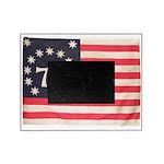 Flag of Bennington III.psd Picture Frame