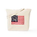 Flag of Bennington III.psd Tote Bag
