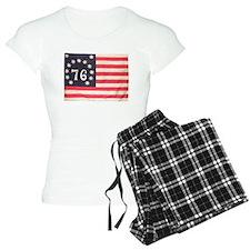 Flag of Bennington III.psd Pajamas