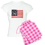 Flag of Bennington III.psd Women's Light Pajamas