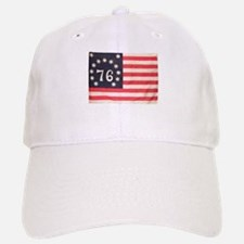 Flag of Bennington III.psd Baseball Baseball Cap