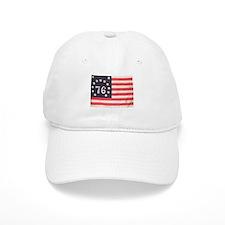 Flag of Bennington III.psd Baseball Cap