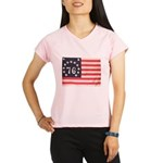 Flag of Bennington III.psd Performance Dry T-Shirt