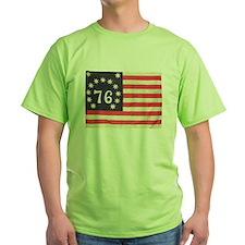 Flag of Bennington III.psd T-Shirt