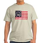 Flag of Bennington III.psd Light T-Shirt