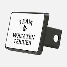 Team Wheaten Terrier Hitch Cover