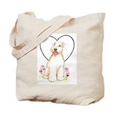 Soft Coated Wheaten Terrier Tote Bag
