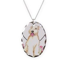Soft Coated Wheaten Terrier Necklace