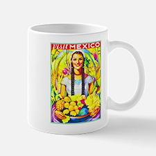 Mexico Travel Poster 7 Mug