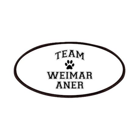 Team Weimaraner Patches