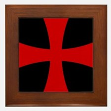 Templar 2 Framed Tile