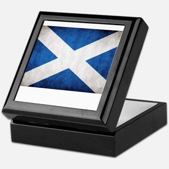 Scotland Keepsake Box