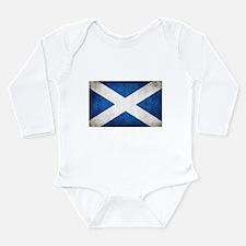 Scotland Long Sleeve Infant Bodysuit