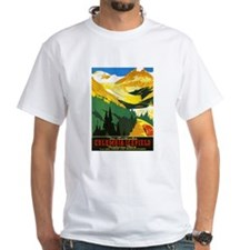 Canada Travel Poster 7 Shirt