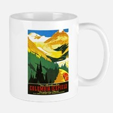 Canada Travel Poster 7 Mug