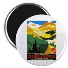 Canada Travel Poster 7 Magnet