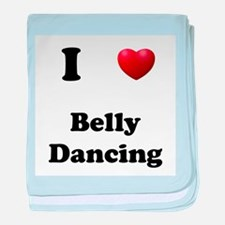 Belly Dancing baby blanket