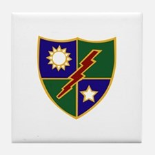 75th Infantry (Ranger) Regiment Tile Coaster