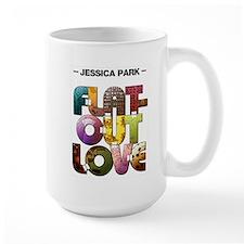Flat-Out Love Mug