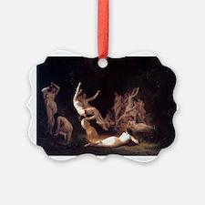 Bouguereau The Nymphaeum Ornament