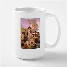 Nude Bouguereau The Birth of Venus Mug