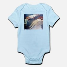 Klimt - Moving Water Infant Bodysuit