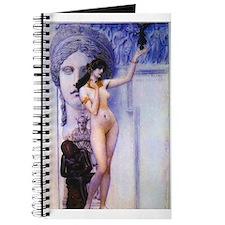 Klimt - Allegory of Sculpture Journal
