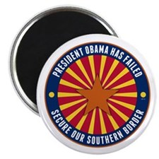 "Secure Our Southern Border 2.25"" Magnet (10 pack)"