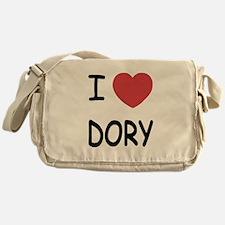 I heart DORY Messenger Bag