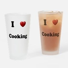 Cooking Drinking Glass