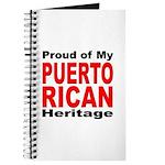 Proud Puerto Rican Heritage Journal