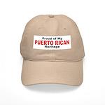 Proud Puerto Rican Heritage Cap