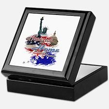 USA - Australia: Keepsake Box